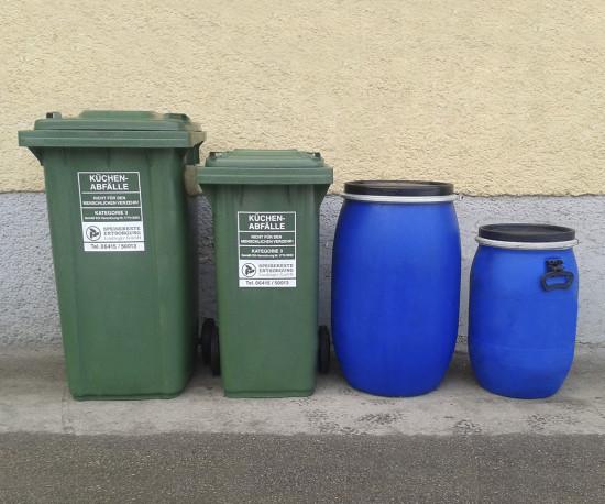 Speiseresteentsorgung - Salzburg, Tirol, Steiermark, Kärnten - Ensorgung von Altfett