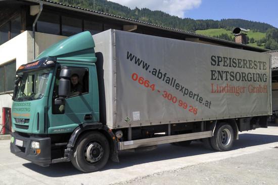 Speiseresteentsorgung - Salzburg, Tirol, Steiermark, Kärnten - Lindinger